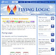 Flying Logic Reader