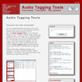 Portable Audio Tagging Tools