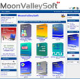 MoonValleySoft Access Password Recovery
