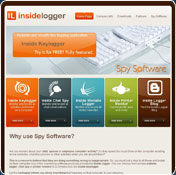 Inside Website Logger