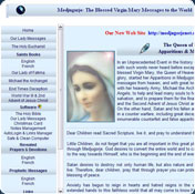 Our Lady Messages Software