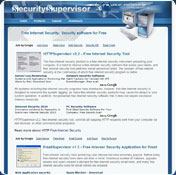 Internet Security Logger