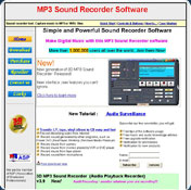 3D MP3 Sound Recorder G2
