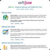 SoftFuse Whois