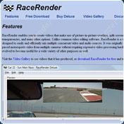 RaceRender 0 95 1 Beta Download