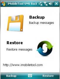 iMobileTool SMS Backup