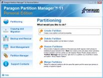 Paragon Partition Manager Personal (64-bit)