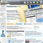 PowerArchiver 2010