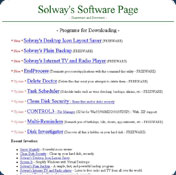 Solway's Internet TV and Radio