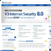 AhnLab V3 Internet Security 2007