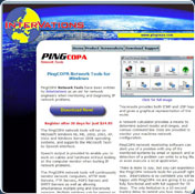 PingCOPA Ping and Traceroute