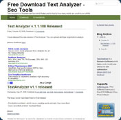TextAnalyzer