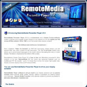 Remote Media Desktop Manager