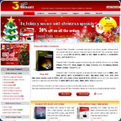 3herosoft DVD to WMV Converter