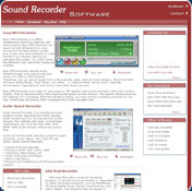 Audio MP3 Sound Recorder