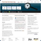 Terminal Services Log