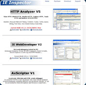 IE HTTP Analyzer