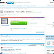 Source Cleaner