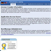 Application Access Server