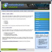 Advanced Robots.txt Generator Professional
