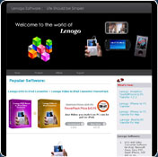 Lenogo DVD Movie to iPod Video Converter