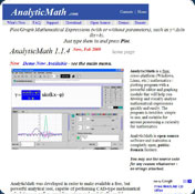 AnalyticMath