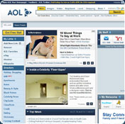 AOL Internet Access Controls