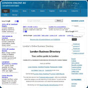 London Radio Toolbar