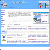 Gate-and-Way Internet 2.2