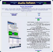 Audio Editor / Sound Recorder