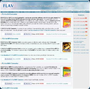 FLAV FLV to iPod/iPhone Converter Suite