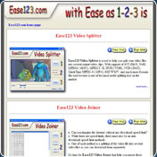 Ease123 Video Joiner