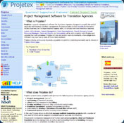 Projetex - Project Management Software for Translation Agencies