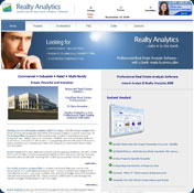 Realty Analytics 2008 Excel 2007