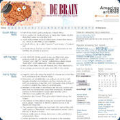 Debrain Facts Generator