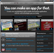 Appcelerator Contact Manager