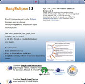 EasyEclipse for Ruby and Rails