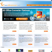 office Convert Word Excel to Htm Html Converter