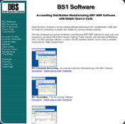 BS1 Enterprise with Manufacturing
