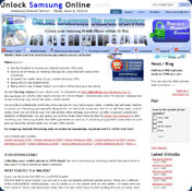 Unlock your Samsung phone from home