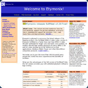 Etymonix MPEG-2 Video Codec