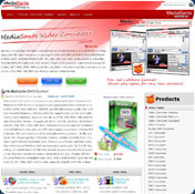 MediaSanta MKV to AVI Converter